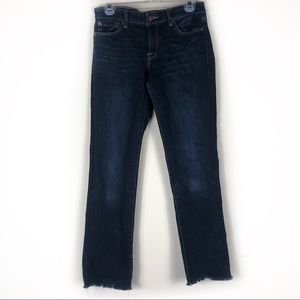 Lucky Brand Ankle Cheville Sweet Straight Jeans